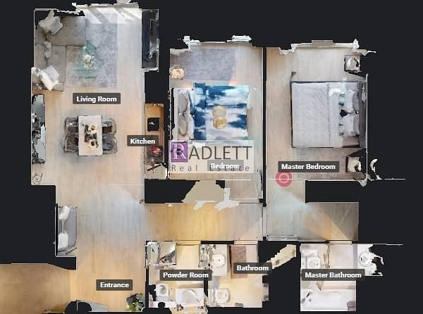 17 Modern New 2 BR| Community View| Low Floor|Type 2B