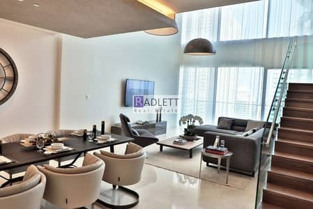 4 Bedroom Penthouse for Sale in Dubai Marina, Dubai - Penthouse in the Skies! 4 Years Post Handover Plan