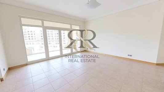 2 Bedroom Flat for Sale in Palm Jumeirah, Dubai - With 360 Video Tour|Spacious 2BR with HUGE Balcony
