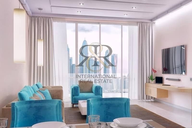 2 Flexible Payment Plan |Beautiful 1 Bed |Beachfront