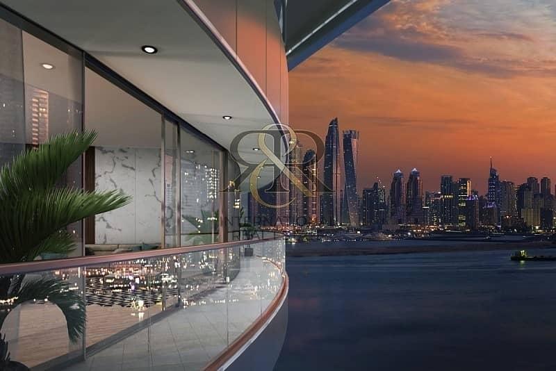 10 Flexible Payment Plan |Beautiful 1 Bed |Beachfront