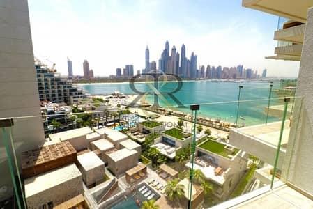 Hotel Apartment for Sale in Palm Jumeirah, Dubai - Price Reduction I Superb SeaView I Spacious Studio