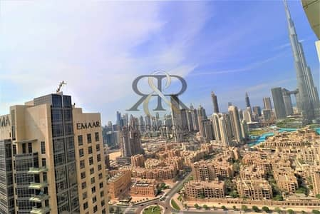 2 Bedroom Flat for Sale in Downtown Dubai, Dubai - Spacious Unit | Affordable 2BR Furnished |Downtown