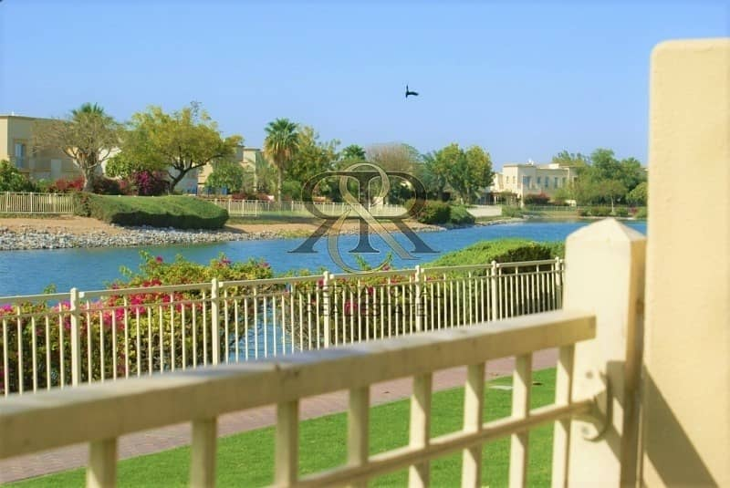 Splendid Lake View | Upgraded 4 BR| Best Community