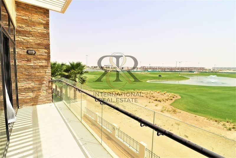 2 Golf Course View | Huge 6 Bed | Close to Pool/Park
