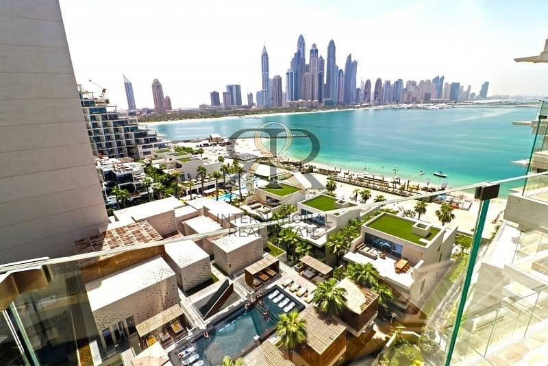 2 Splendid Views Luxurious unit Furnished North Wing