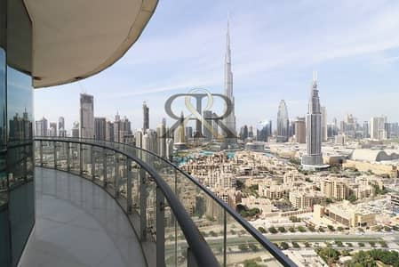 2 Bedroom Apartment for Sale in Downtown Dubai, Dubai - Splendid Burj Khalifa ViewI Furnished Apt