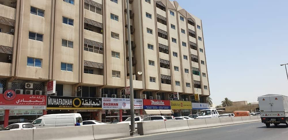 13 1 B/R HALL FLAT AVAILABLE IN INDUSTRIAL AREA NO.1
