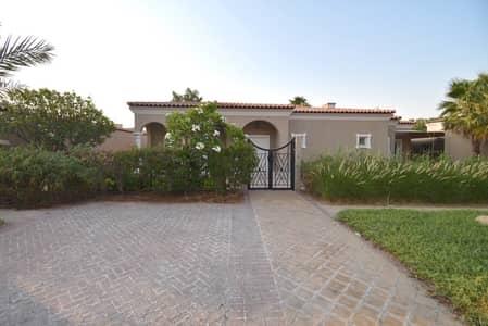 4 Bedroom Villa for Sale in Green Community, Dubai - Large Plot |Close to Park |Pristine villa