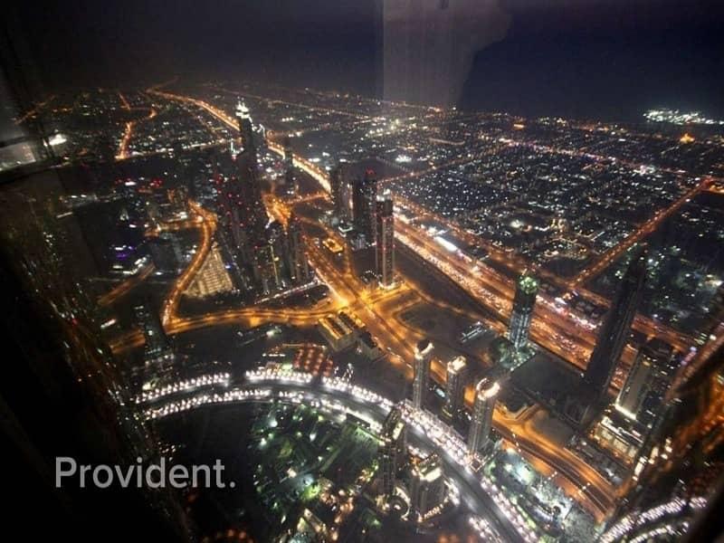 Full Floor for Sale in the Iconic Burj Khalifa