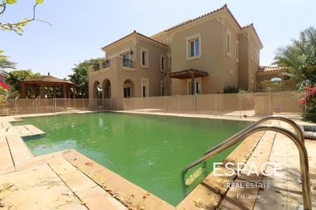 فیلا 4 غرف نوم للايجار في المرابع العربية، دبي - Best Deal on the Market   Private Pool   Type B2