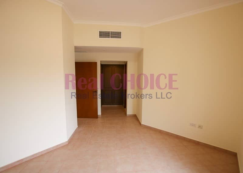 2 Ground Floor 2bedroom villa with 12 cheques payment