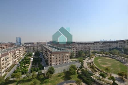 1 Bedroom Apartment for Rent in Motor City, Dubai - Vacant 1BR Apt Converted To 2BR Apt For Rent In New Bridge Hill.