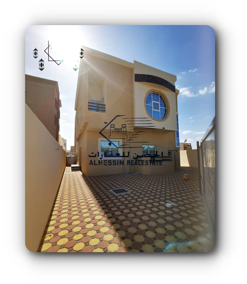 Villa for sale in Ajman with bank financing