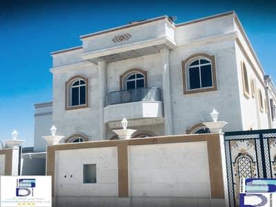5 Bedroom Villa for Sale in Al Hamidiyah, Ajman - Elegant design villa, large area, close to all services, the finest areas of Ajman (Al Hamidiya), freehold for all nationalities