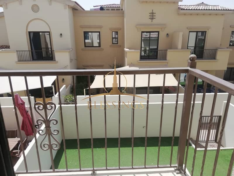 9 Type 3M | 3 Bedrooms+Maid | Rented