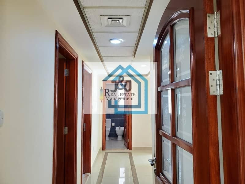 16 Spacious 2 Bedrooms with Maids Room and Balcony Delma Street