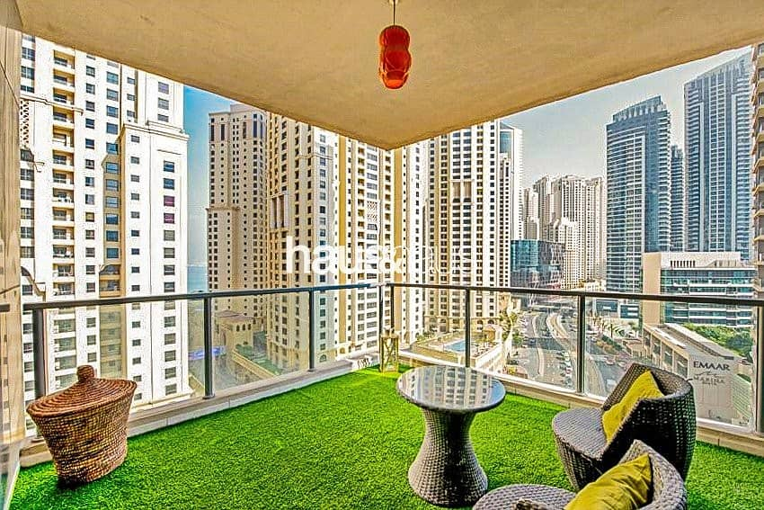 2 F.Furnished | Chiller Free | Central Marina