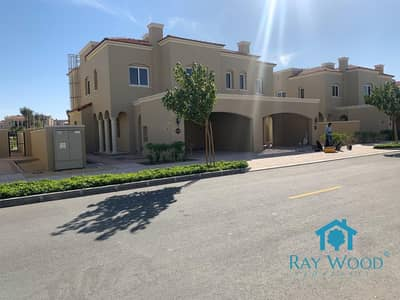 2 Bedroom Townhouse for Rent in Serena, Dubai - Brand New | 2 BR + Maid | Single Row