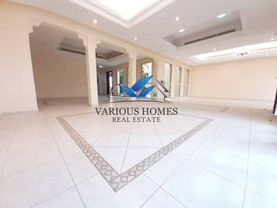 Prime Location! 05 MBR Villa with 02 Parking at Al Nahyan Camp