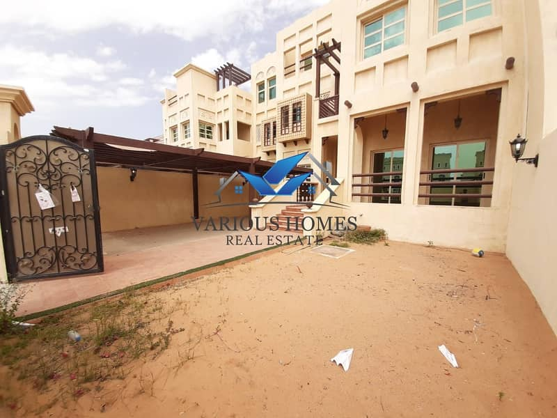 2 Prime Location! 05 MBR Villa with 02 Parking at Al Nahyan Camp