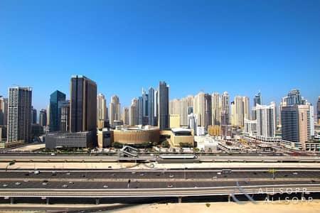 شقة 1 غرفة نوم للايجار في أبراج بحيرات الجميرا، دبي - 1 Bedroom | White Goods | Marina Views