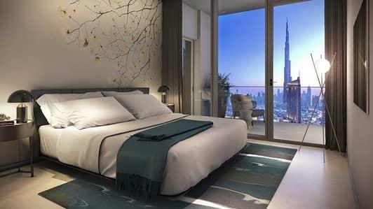 فلیٹ 2 غرفة نوم للبيع في وسط مدينة دبي، دبي - Wow Deal I 2 Bed I Creek View I Linked to Mall