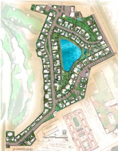 ارض سكنية  للبيع في مدينة ميدان، دبي - Masterplan - Meydan Racecourse 1