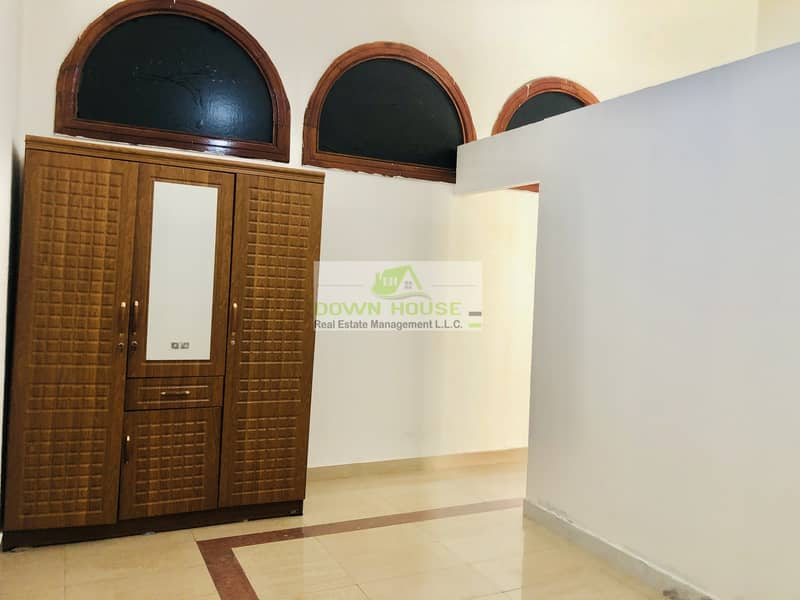 2 Amazing one bedroom hall flat for rent in al zaab area