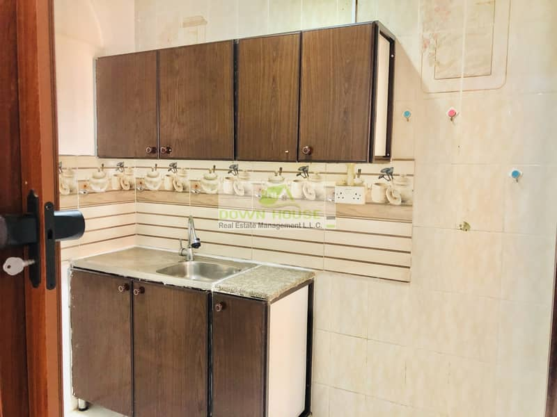 11 Amazing one bedroom hall flat for rent in al zaab area
