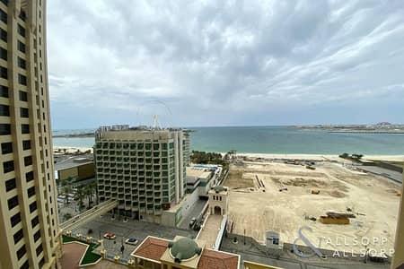 2 Bedroom Apartment for Sale in Jumeirah Beach Residence (JBR), Dubai - Ft. | Sea Views