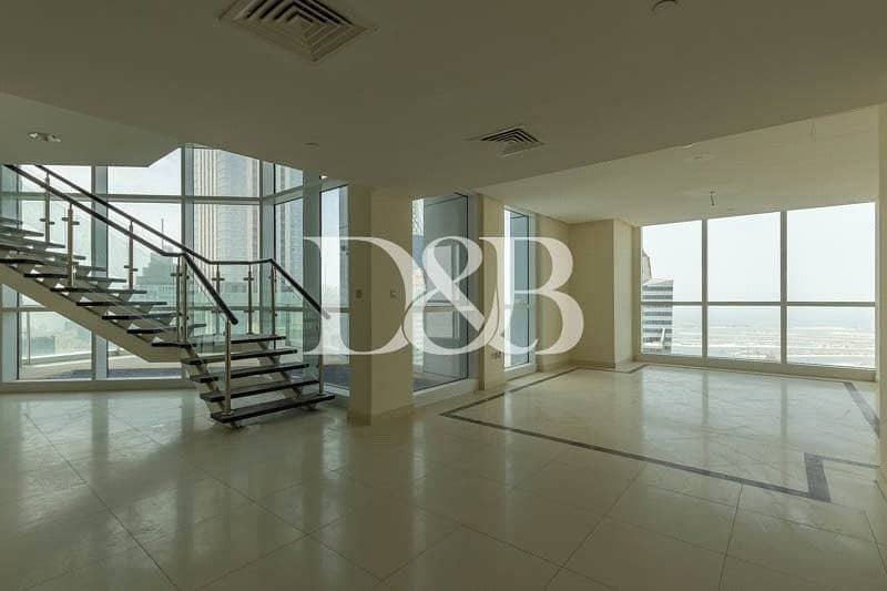 360Palm & Sea View|Private Pool & Elevator