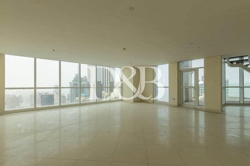 2 360Palm & Sea View|Private Pool & Elevator