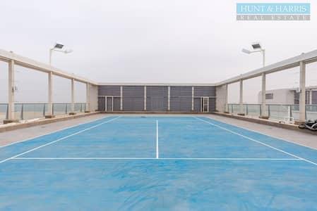 استوديو  للايجار في جزيرة المرجان، رأس الخيمة - Stunning Brand new furnished studio - Sea view - Ready to move in