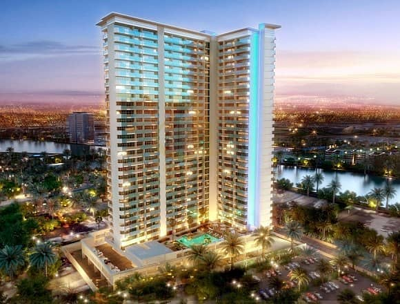 2 New 2BR Luxury Apartment in Business Bay | Canal View