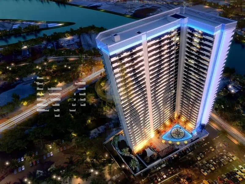 17 New 2BR Luxury Apartment in Business Bay | Canal View