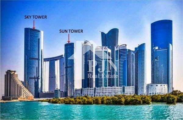 2 Mesmerizing 3 br for sale in SKy Tower
