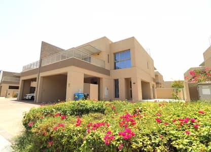 فیلا 4 غرف نوم للايجار في واحة دبي للسيليكون، دبي - فیلا في فلل السدر واحة دبي للسيليكون 4 غرف 138000 درهم - 4361541