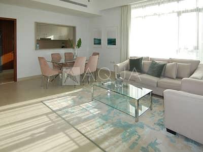فلیٹ 2 غرفة نوم للايجار في التلال، دبي - Fully Furnished | Golf Course | Chiller free