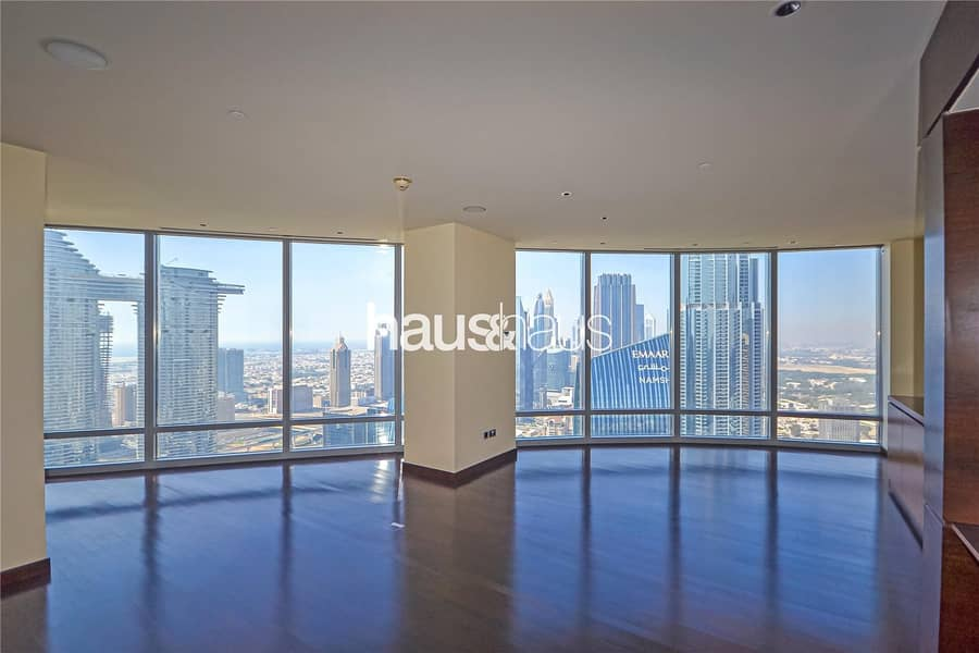 Iconic Tower l Sea View l Huge Layout l High Floor