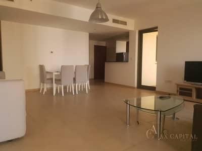 شقة 1 غرفة نوم للايجار في جميرا بيتش ريزيدنس، دبي - Very Well Maintained | Two Balconies