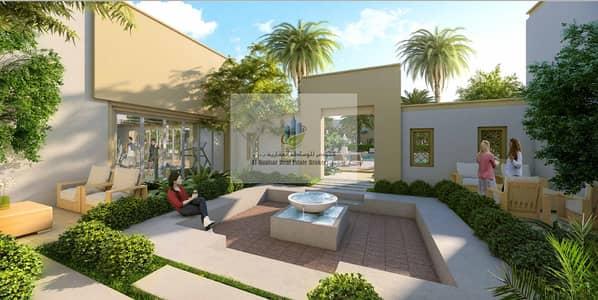 فیلا 4 غرف نوم للبيع في تاون سكوير، دبي - villa 4 bedrooms with maid only 80k down payment.