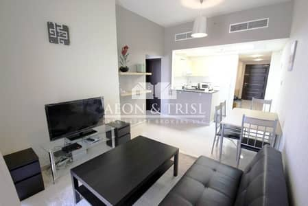 1 Bedroom Flat for Rent in Jumeirah Lake Towers (JLT), Dubai - Unfurnished I Lake Views I Chiller Free I New Listing