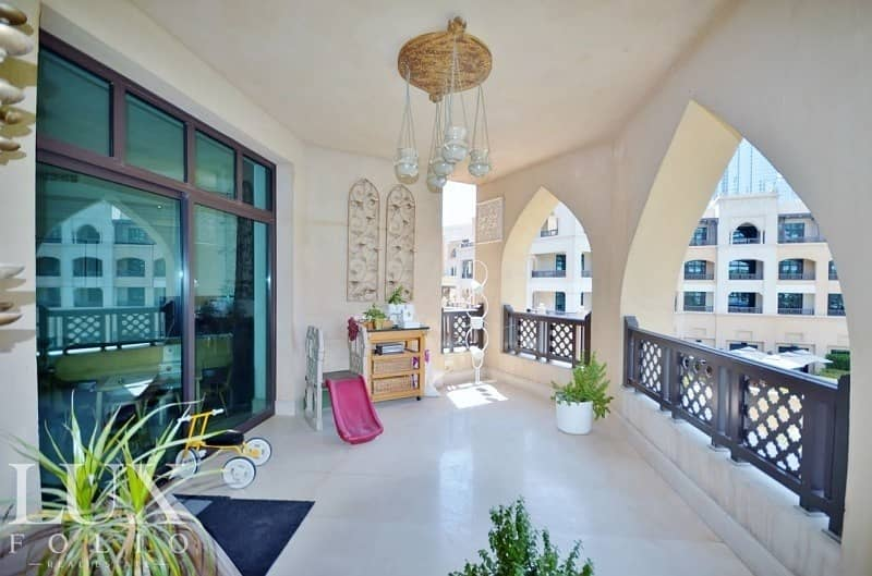 2 OT Specialist |Fountain and Burj View | Unfurnished