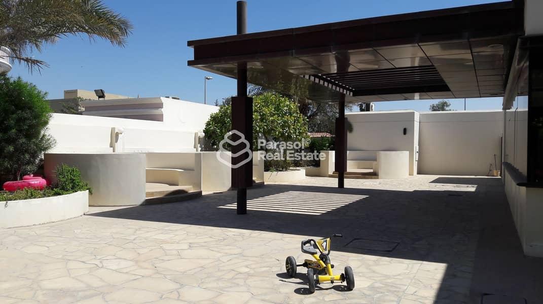Modern Compound Villa with Facilities