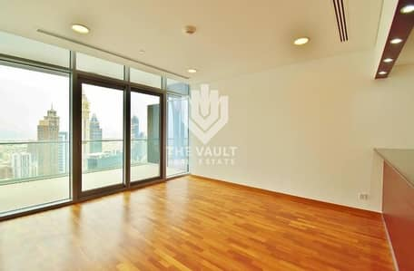 1 Bedroom Apartment for Rent in DIFC, Dubai - Outstanding Sea View | Great Layout | Huge Living