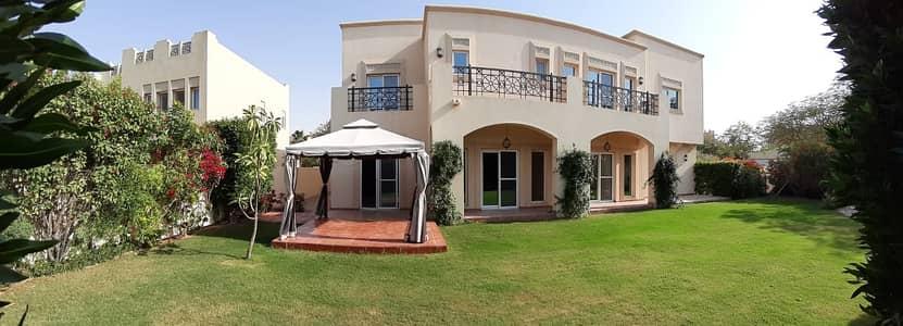 فیلا 6 غرف نوم للايجار في المرابع العربية، دبي - فیلا في المهرة المرابع العربية 6 غرف 255000 درهم - 4591658