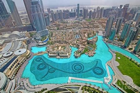 شقة 2 غرفة نوم للبيع في وسط مدينة دبي، دبي - 2 Bed | No Pillars | Full Fountain View