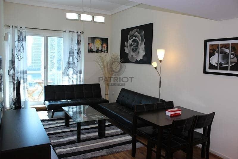 31 Lake Terrace Lavish style 1 BHK apartment Near to JLT Metro