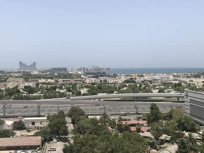 شقة 1 غرفة نوم للايجار في برشا هايتس (تيكوم)، دبي - SEA VIEW|NEAR METRO|6 CHEQUES|APPLIANCES